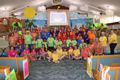 VBS Ministry Cover